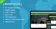 YT Shortcode ver 2.0.0 - Joomla Shortcode Plugin