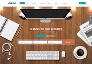 SJ Job4u - Responsive Joomla Template for  for Job Board/ Job Portal Websites