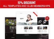 Joomla Template Coupons October 2015
