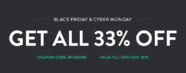 Black Friday & Cyber Monday promotion from Joomla-Monster! Get ALL 33% OFF!
