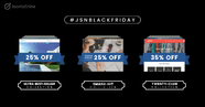 Black Friday: The last biggest steal from JoomlaShine