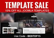 Joomla Template Coupon May 2016