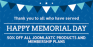 50% OFF All Club Plans, Templates and Extensions