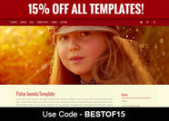 Joomla Coupons 15% off