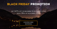 Black Friday offer from NorrNext: 40% discount on all extensions