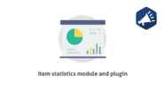 New DJ-Classifieds Item Statistics module and plugin