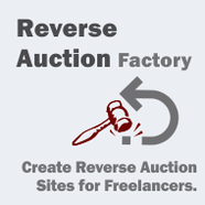Reverse Auction Factory new release!