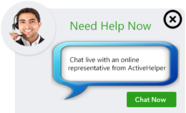 ActiveHelper Live Chat Component ver 0.8 released