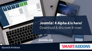 Joomla 4.0 Alpha 4 Ready for Testing