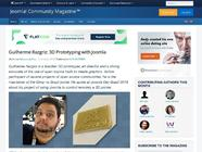 Guilherme Razgriz: 3D Prototyping with Joomla