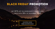 30% OFF on NorrCompetition. A Black Friday Deal