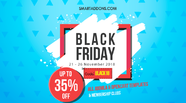 Black Friday Offer: Save 35% Off on Storewide