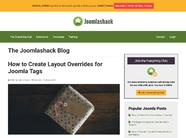 How to Create Layout Overrides for Joomla Tags