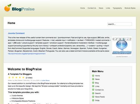 BlogPraise
