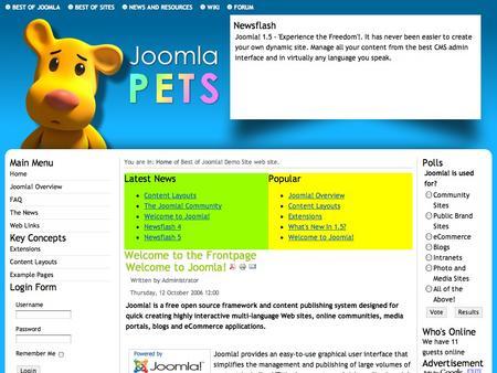Joomla dating gratis download sjablonen