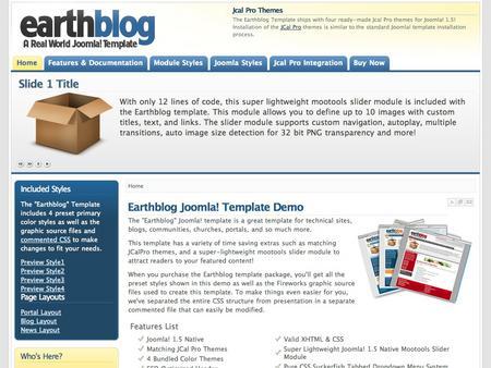 JS Earthblog