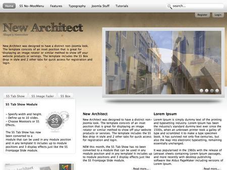 New Architect