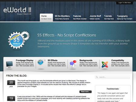 eWorld II
