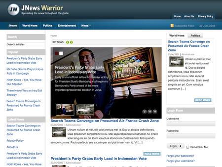 JNews Warrior