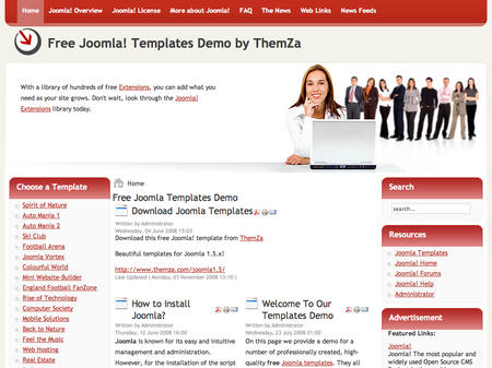 Free joomla template business affair business affair cheaphphosting Image collections