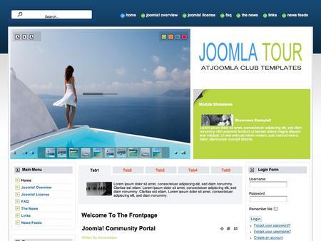 Joomla Tour