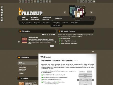 PJ FlareUp (BONUS)