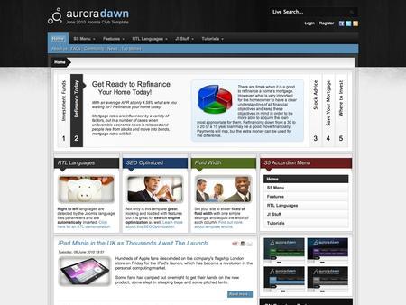 Shape 5 Aurora Dawn
