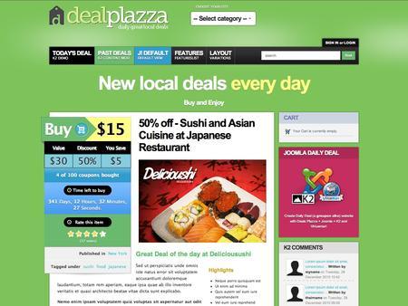 Deals Plazza