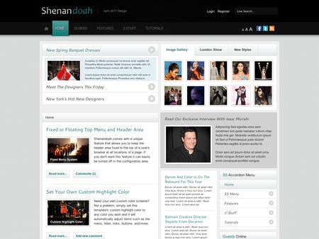 Shape 5 Shenandoah