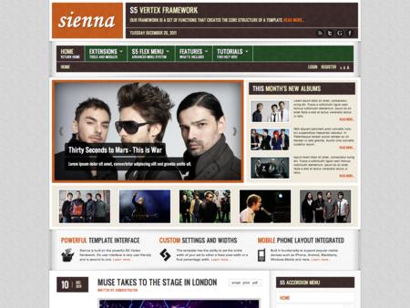 Shape 5 - Sienna