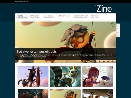 PJ Zinc