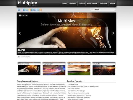 Joomlage - Multiplex
