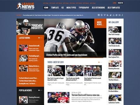 League News - Sport News Portal