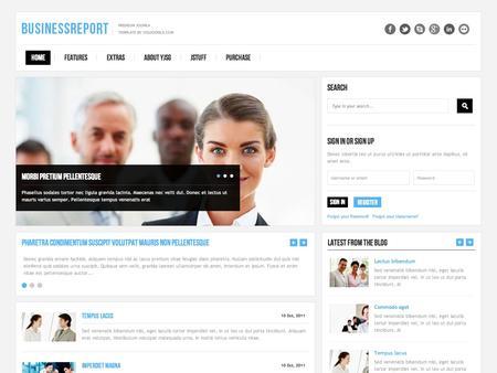 Businessreport