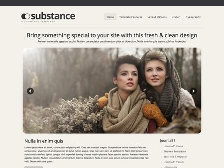 J51 - Substance