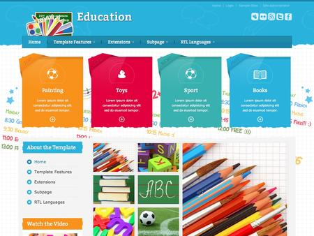 Joomla template jm school tools jm school tools maxwellsz