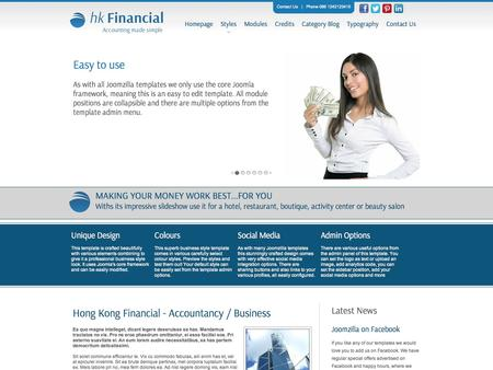 Hong Kong Financial