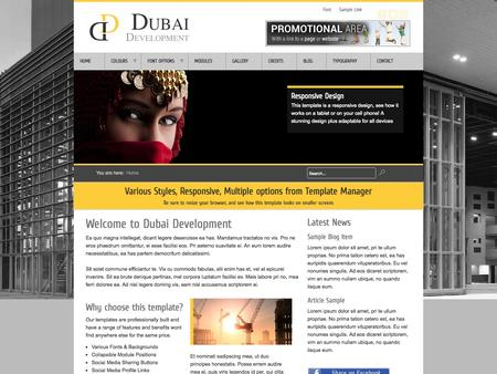 Dubai Development