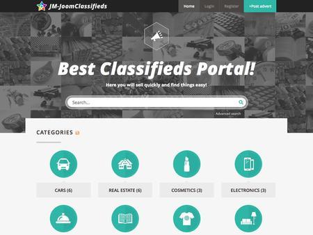 JM-Joomclassifieds