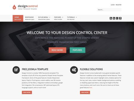 Design Control - Free Shape5 Template