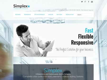 Joomlage - Simplex V1.1