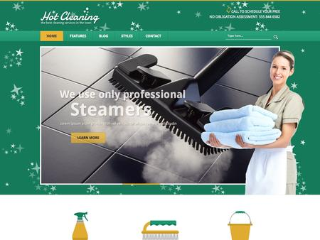 Hot Cleaning