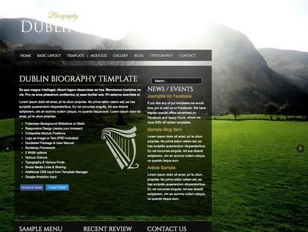 Dublin Biography
