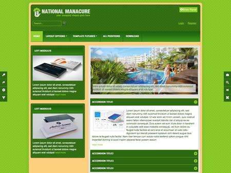 National Manacure