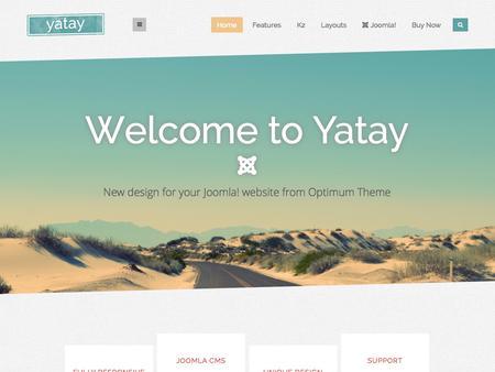 Yatay Theme