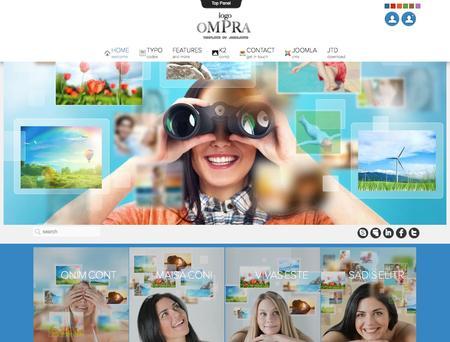 Td Ompra - Responsive template