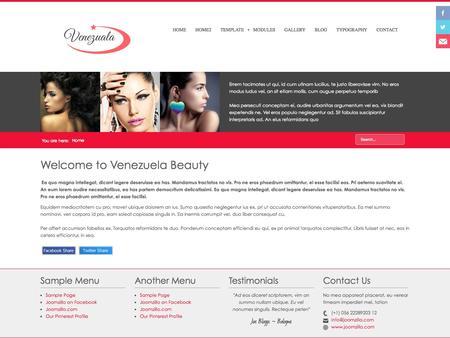 Venezuela Beauty