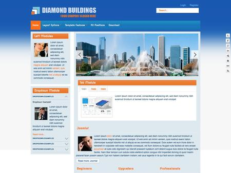 Diamond Buildings