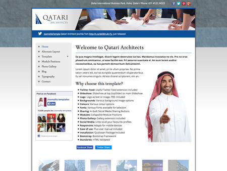 Qatari Architecture
