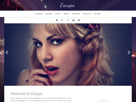 Joomlage-Escape